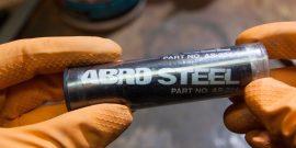 Холодная сварка для металла клеящими составами