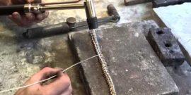Ремонт ювелирных изделий: паять серебро в домашних условиях