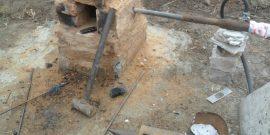Способы изготовления кузнечного горна для ковки своими руками