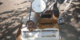 Как своими руками изготовить виброплиту с бензиновым двигателем