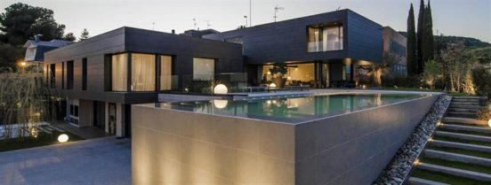 Дом Неймара в Барселоне