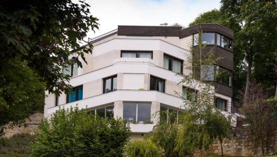 Дом Неймара в Париже