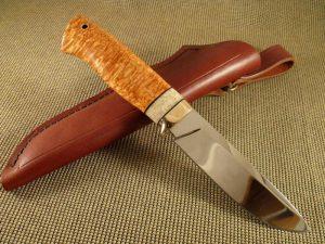 Как самим сделать нож