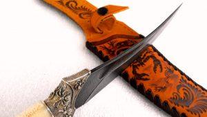 Выбор материала для рукоятки ножа