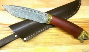 Ручной способ изготовления ножей