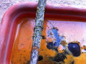 Чем удалить ржавчину с металла
