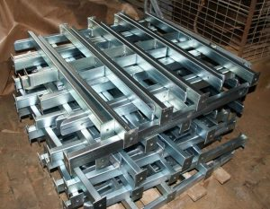 Термодиффузионное цинкование деталей из металла