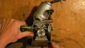 Самодельный подающий механизм для полуавтомата