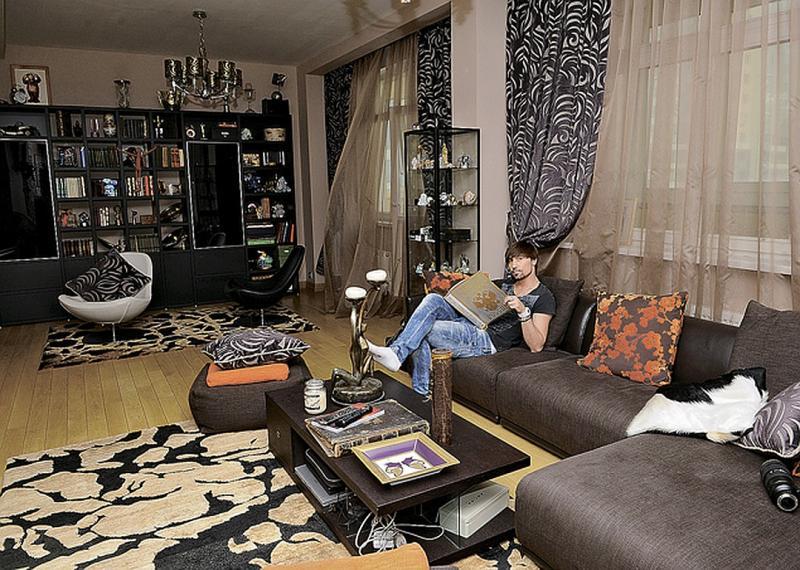 дома и квартиры российских звезд фото удивительнее, говоря откровенно