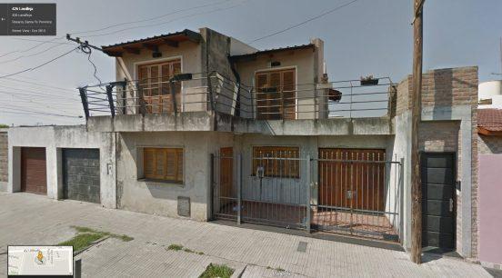 Дом Лионеля Месси в Аргентине