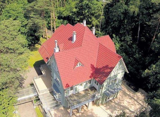 Дом Филиппа Киркорова на Рублевке