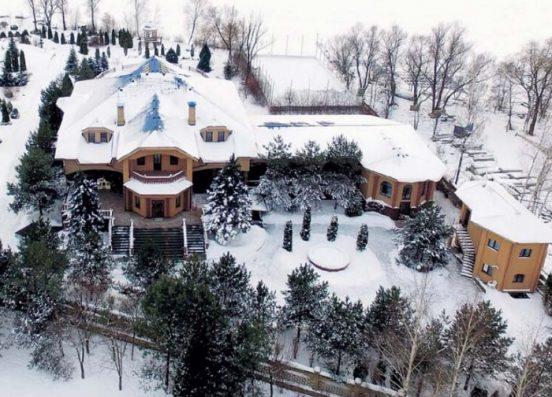 Дом Филиппа Киркорова в Подмосковье