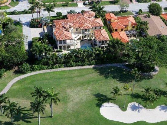 Дом Филиппа Киркорова в Майами
