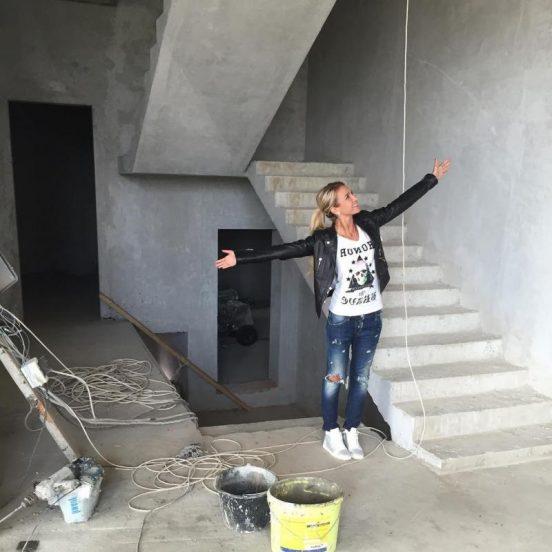Дом Ольги Бузовой и Дмитрия Тарасова