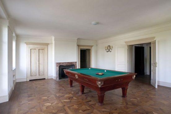 Дом Криштиану Роналду в Турине