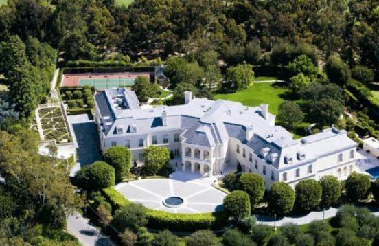 Дом Дэвида и Виктории Бекхэм