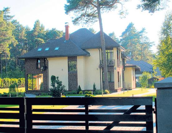 Дом Сергея Светлакова