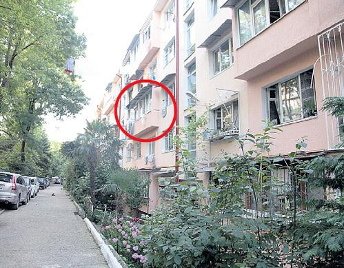 Квартира родителей Михаила Галустяна
