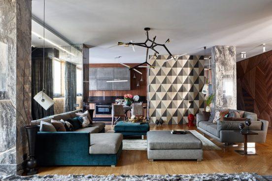 Квартира Димы Билана