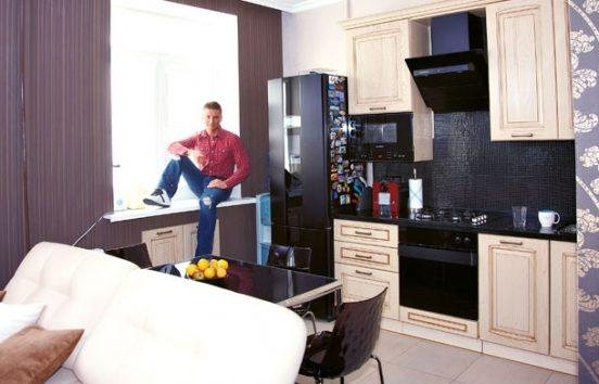 Квартира Сергея Лазарева