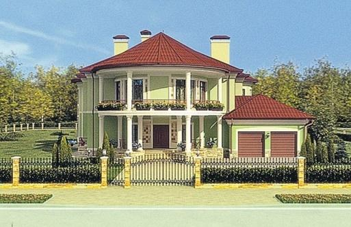 Дом Веры Брежневой