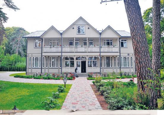 Дом Гарика Мартиросяна