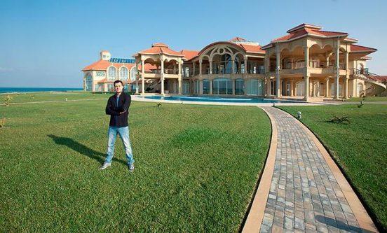 Дом Эмина Агаларова