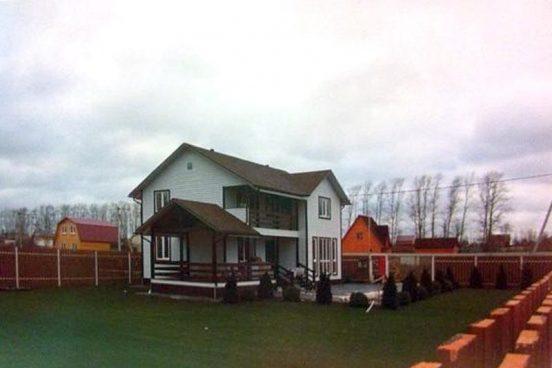 Дом Ксении Бородиной