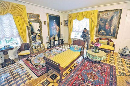 Дом Иосифа Кобзона