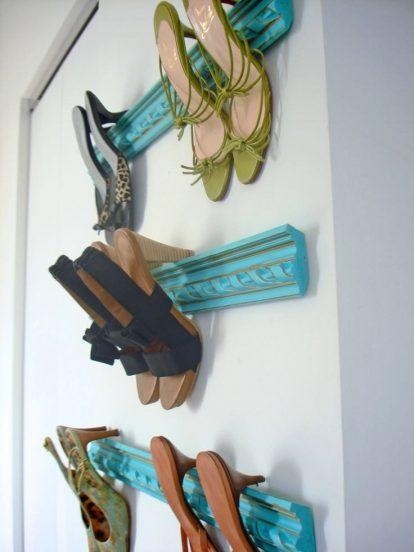 полки для обуви своими руками