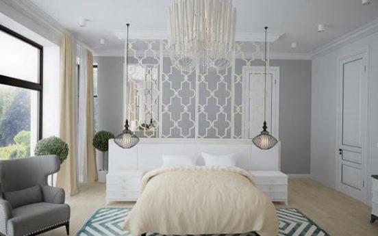 Спальня Анны Хилькевич