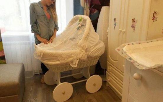 Детская в квартире Анны Хилькевич