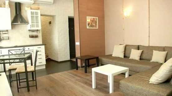 Квартира Алианы Гобозовой
