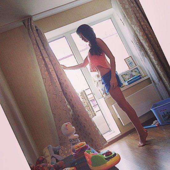 детская в квартире Алианы Гобозовой