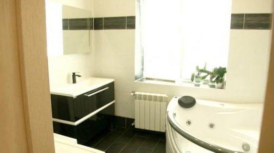 Ванная комната в квартире Алианы Гобозовой