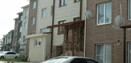Дом, в котором Алиана Гобозова выиграла квартиру