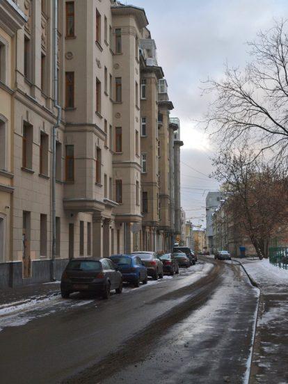 дом Валерия Леоньтева