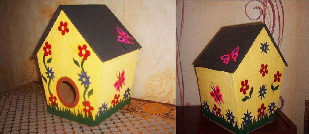Как сделать домик ребёнку своими руками фото 76