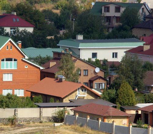 Дом Януковича в Донецке