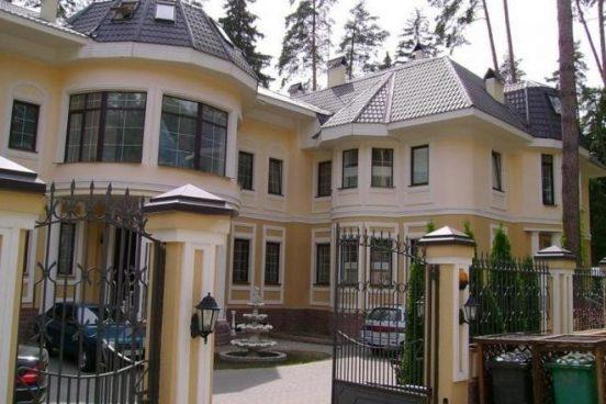 Дом Никиты Михалкова
