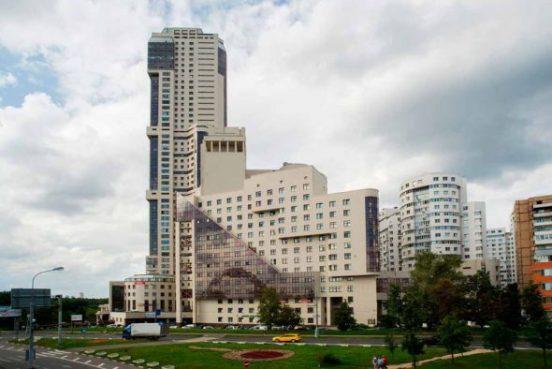 Дом Игоря Акинфеева