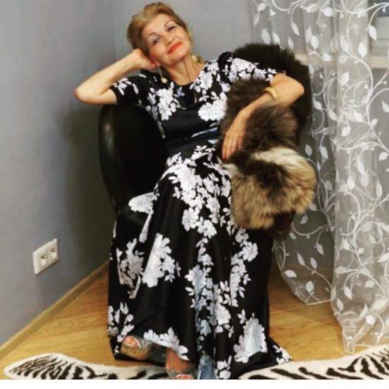 Жена Гогена Солнцева