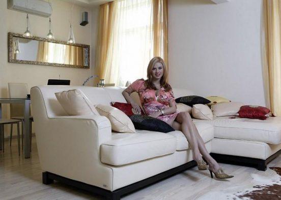 Квартира Анны Семенович