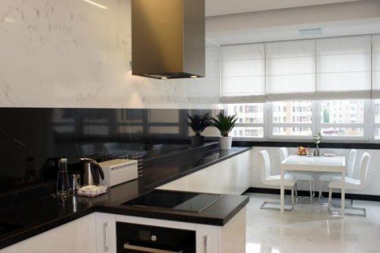 Фото кухни в квартире Анфисы Чеховой