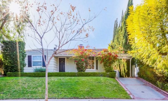 Дом Квентина Тарантино в Лос-Анджелесе