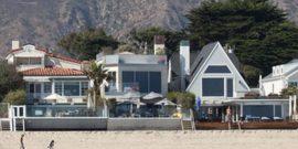Дом Джима Керри: фото и описание