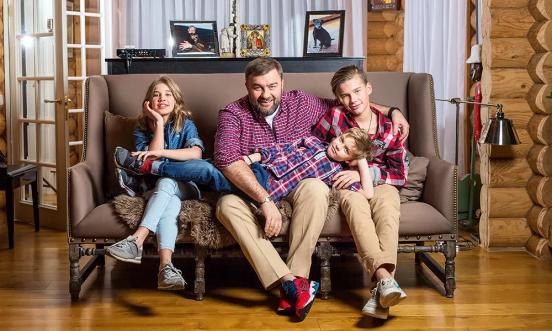 Дом Пореченкова