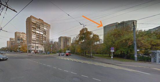 Квартира Константина Хабенского