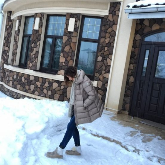 Дом Елены Темниковой