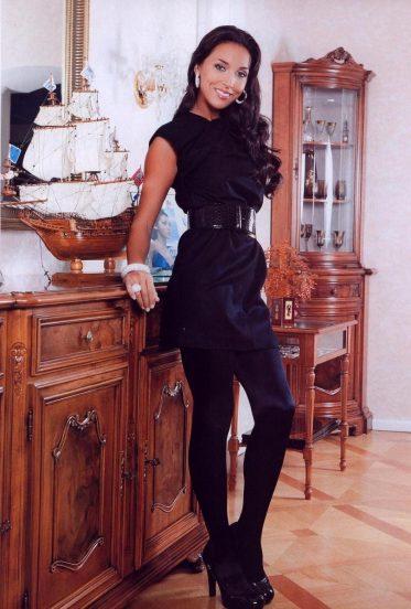 Фото Алсу в её доме